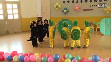 清风小一班童话剧《小蝌蚪找妈妈》演出版_高清_标清