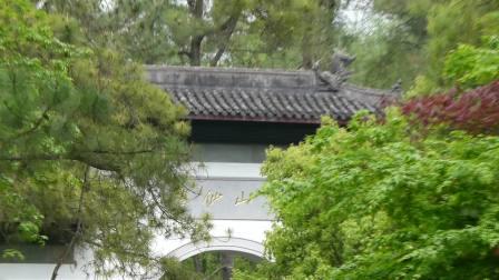 杭州西湖区灵隐寺附近