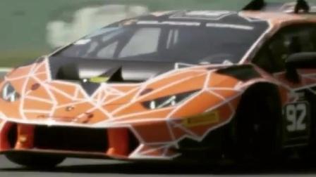 听,这让人激情澎湃的声浪!Lamborghini Super Trofeo