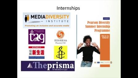 威敏课程-多样性与媒体硕士Diversity and The Media MA