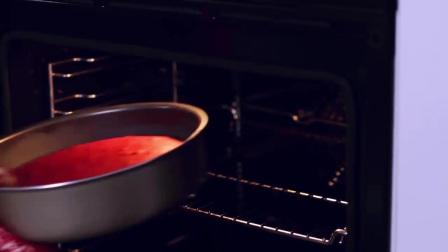 奶油蛋糕制作_10寸戚风蛋糕做法9