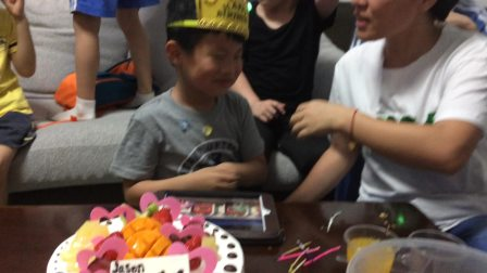 Jason生日🎂快乐🎁🎉!