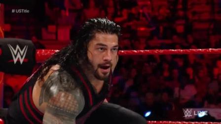 wwe中文官网站 WWE 2017年5月10日 RAW完整版 中文解说