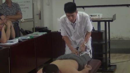 中医正骨培训班 张振听 零力度无痛中医正骨培训视频骨盆的矫正手法 效果持久稳定