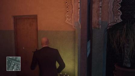魅影天王《HITMAN™杀手6》第四十九期 全挑战攻略解说 夏日扩展包 沙上之屋(中)只穿西装沉默刺客 狙击手刺客 最高画质