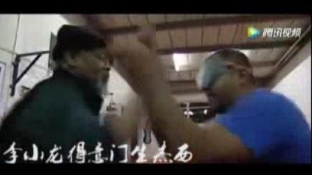 想知道李小龙的截拳道到底多厉害?得意弟子杰西来展示下