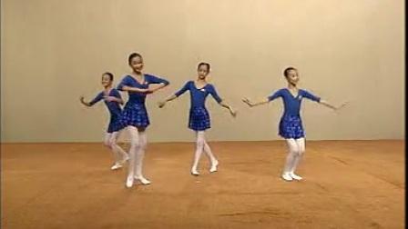北舞七级(22 重拍练习)飞怡舞蹈