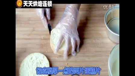 裱花抹胚_烘焙咖啡甜品仙境之桥烘焙坊__刘清蛋糕烘焙学校_烘焙视频教程