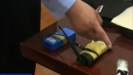 屡次驾考不过关 携带作弊工具被查 170512 新闻空间站