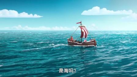 【部落冲突】航海日志第3天,无聊的航行中