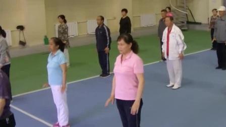 赤峰市红山区老年体协气功培训