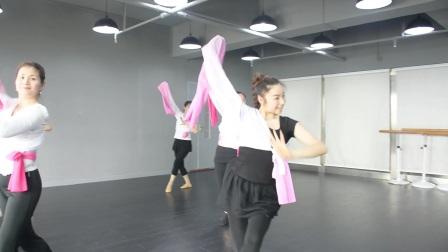 中国舞舞蹈教学《书简舞》深圳舞蹈网培训基地