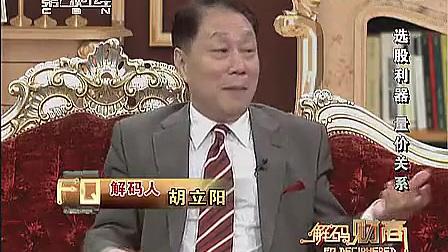 胡立阳 量价关系[解码财商]_标清
