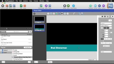ProPresenter 6 官方视频教程- 播单- 优酷视频