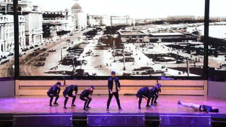 普宁职校飞炫艺术表演团-12周年-艺点嘉宾舞蹈《正义》