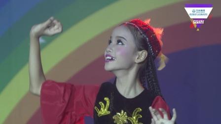 西双版纳舞之韵舞蹈培训中心《维族女孩》