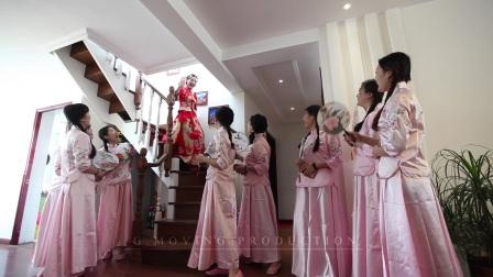 20170513婚礼预告片 大红灯笼婚礼 策划 果木影视 出品