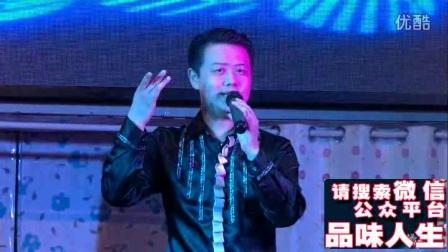 小伙儿反串唱《对花枪》和马金凤大师唱的一模一样
