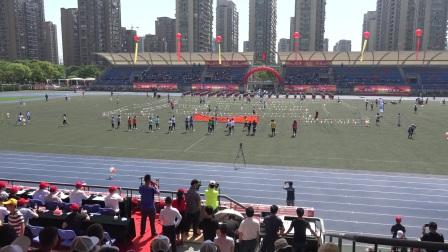 2017-05-14 拱墅区 全国体育联盟学校展示 康桥中学 00625