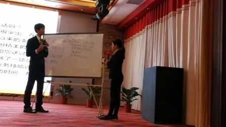 梁后能 保险销售技能展示 广西平安保险 最年轻的MDRT