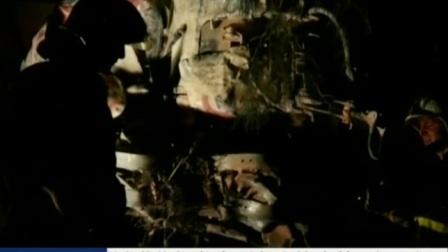 希腊北部发生列车出轨事故4人死亡 170514 新闻空间站