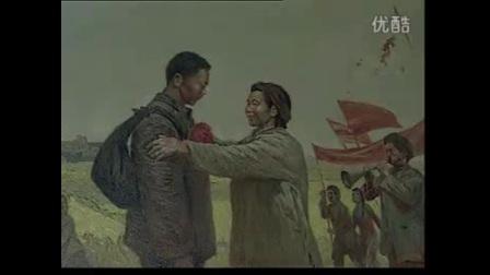 成都中老年群中江一日游参观黄继光纪念馆