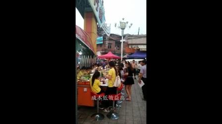 路边小吃车回转小火锅www.lanhui88.cn