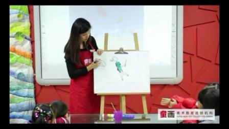 童画少儿美术视频 启智