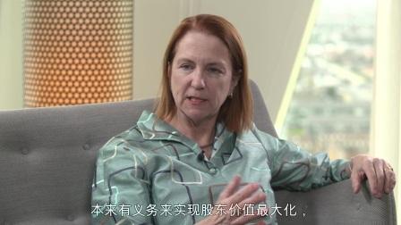 贝基·拜耳(Becky Burr)谈ICANN与美国政府的历史性关系