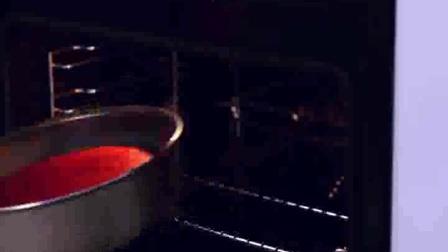 居家美食系列之《北海道戚风蛋糕》,外形