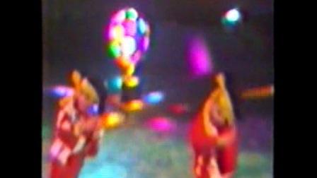 1989年春节儿童现代舞