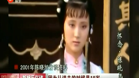 """缅怀""""林妹妹"""":人间不见陈晓旭 潇湘一别已十年 新娱乐在线"""