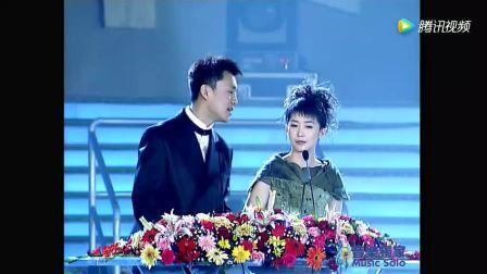 孟庭苇—1999年广西南宁国际民歌节现场片段