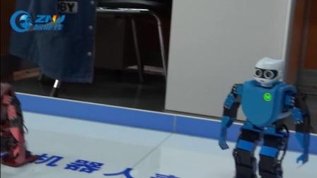 智能佳 Super M 机器人舞蹈01