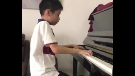 孟凡悦钢琴演奏(英皇八级曲目)