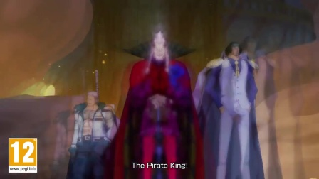 PS4/Switch/PC《航海王 无尽世界R Deluxe 》新PV影像