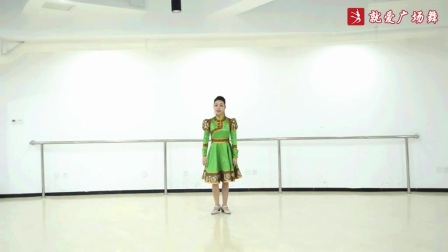 北京艺莞儿广场舞《敖包再相会》
