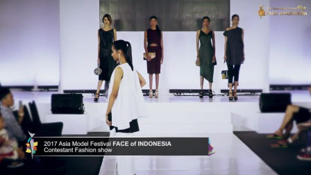 2017 Face of INDONESIA Fashion show - 1