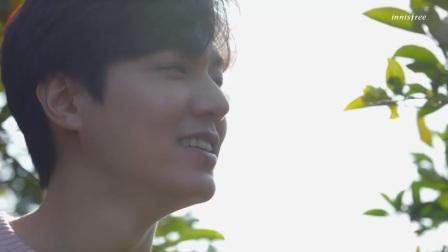 李敏镐的韩国Innisfree广告-绿色济州