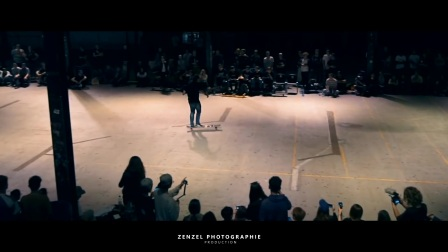 SO YOU CAN LONGBOARD DANCE 2017 __ ZENZEL PHOTOGRAPHIE[云动长板]