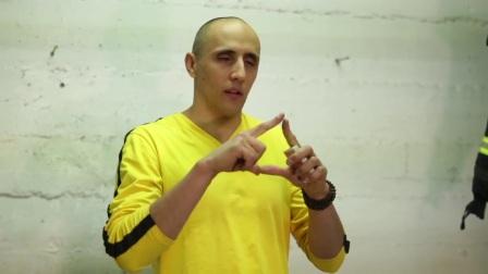 Hector Mancha - Kung Fu Foot