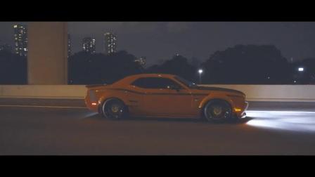 WORK x ALPHA INDUSTRIES x EDGE CUSTOMS - Dodge Challenger in Tokyo