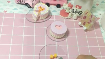 soft纸粘土蛋糕 美拍ID:1055652488