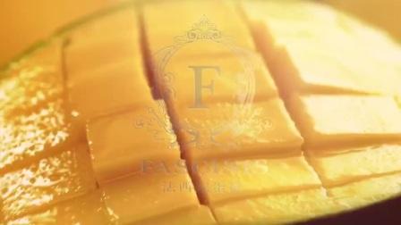 法西妮法式千层蛋糕视频