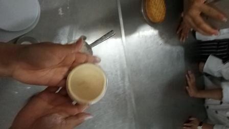 轻酥类蛋挞皮制作