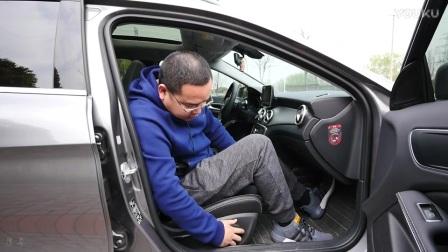 【集车】女孩爱你 奔驰gla200评测静态上cg0 汽车之家 新车评网