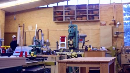 Vertical CNC Table 一款木工用cnc雕刻机
