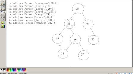 java视频教程-常用对象API(集合框架-TreeSet集合-二叉树)