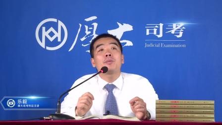 厚大司考-刑法乐毅-2017年司考-20.侵犯财产罪(二)