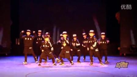 儿童版《精舞门》_杭州少儿舞蹈培训 ID酷街舞